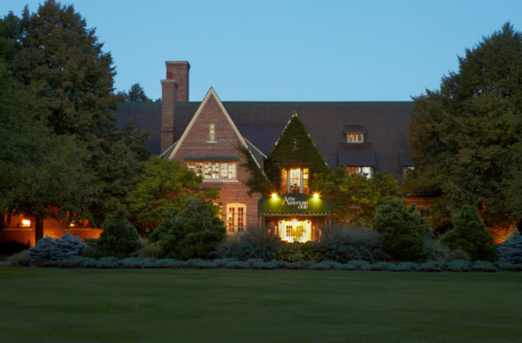 The American Club combines an Old World vibe with modern amenities. Photo courtesy of Kohler Co.
