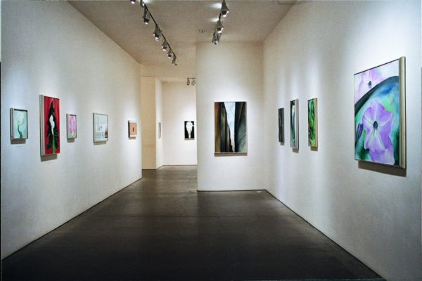 Georgie O'Keeffe Museum in Santa Fe