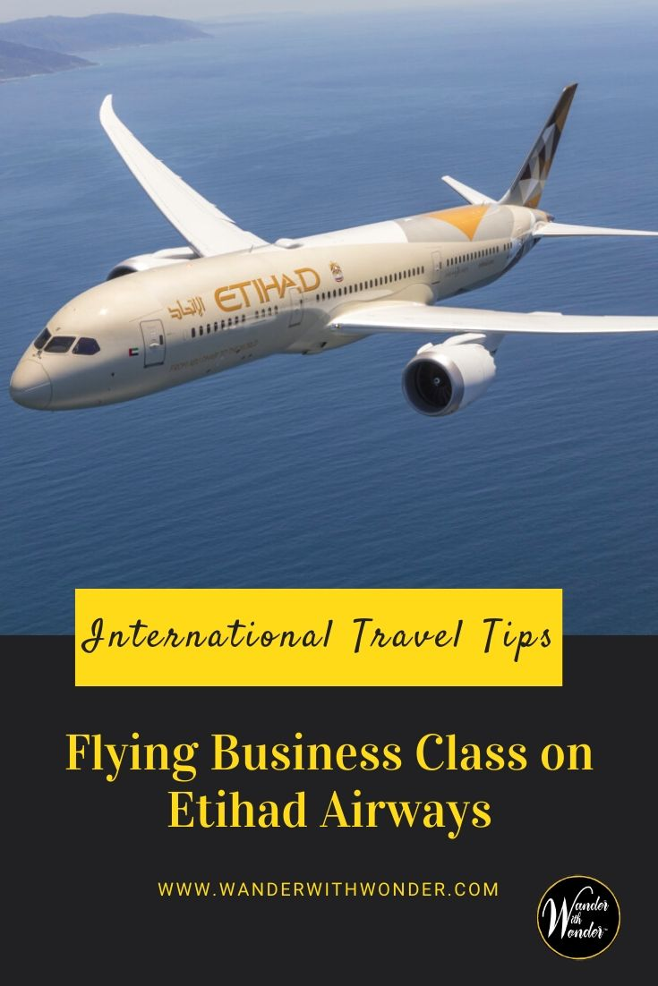 Looking for great international travel tips? If you have a flight from New York to Abu Dhabi, Etihad Airways can be the ideal flight. The company's stopover program is a great way to explore the area. Find out how Etihad Airways makes the 13-plus hour flight from New York to Abu Dhabi a breeze, especially if you fly business class. Then, hold onto your airline ticket for discounts on the ground.