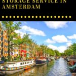 Amsterdam is a major transportation hub with an international airport and great train stations. You have time between flights or connections and you want to maximize your time in Amsterdam. But what do you do with your luggage? The solution is to find great luggage storage in Amsterdam. #sponsored #Amsterdam #Baggage #luggage #luggagestorage #travel #traveltips #InternationalTravel