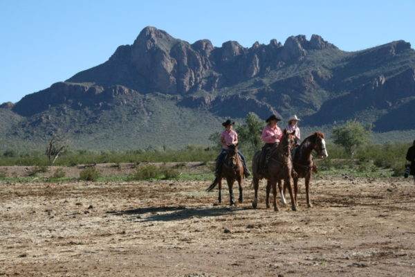White Stallion Ranch - Romantic Places in the Southwest