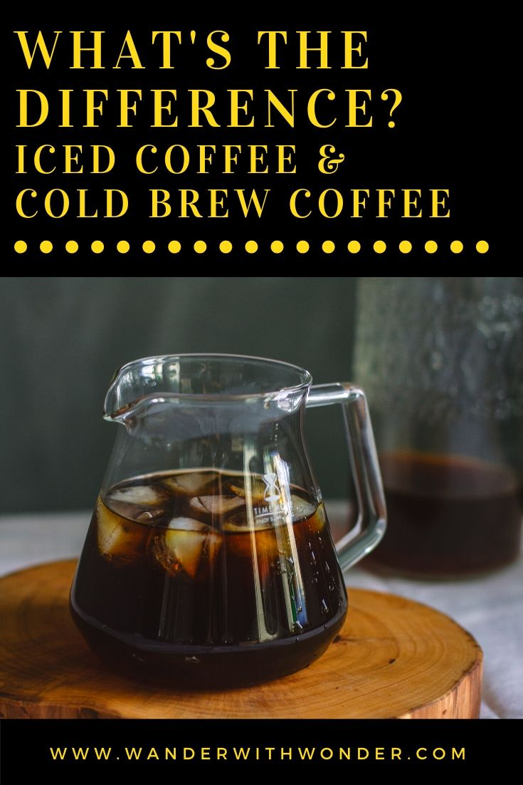 There is no doubt that enjoying a chilled cup of coffee on a hot day is refreshing. As cold brew has become one of the most popular types of cold coffee in the world of coffee, it is offered at most chains and small businesses alike. Are they the same? Is there a difference? Can you make cold brew coffee at home?