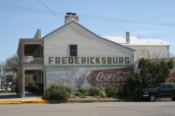 Fredericksburg, Texas - Romantic Places in the Southwest