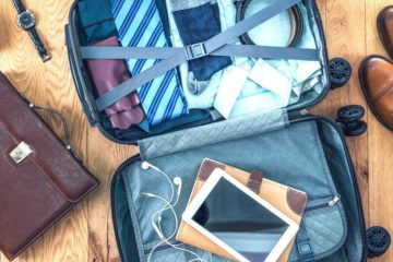 Packing in a hurry so you can shelter in place with family? Remember to pack comfortable clothes and the right #underwear for the trip. Don't forget to add something for those video conferences! #sponsored