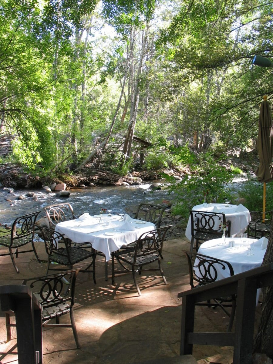 Sedona Dining - Romantic Places in the Southwest