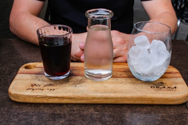 Difference between iced coffee and cold brew