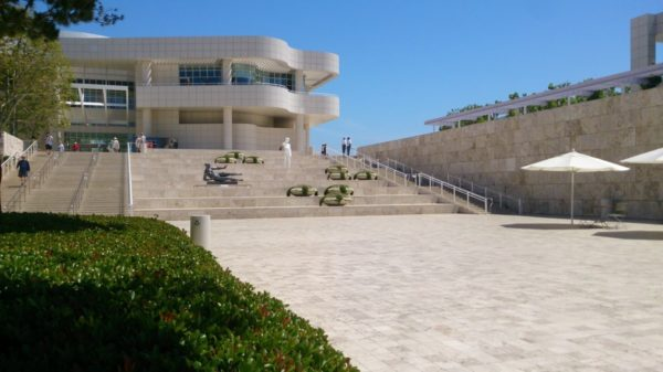 Virtual tour of The Getty Center