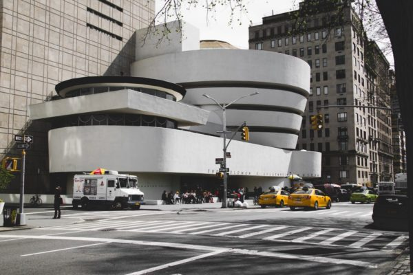 virtual tour of the Guggenheim Museum