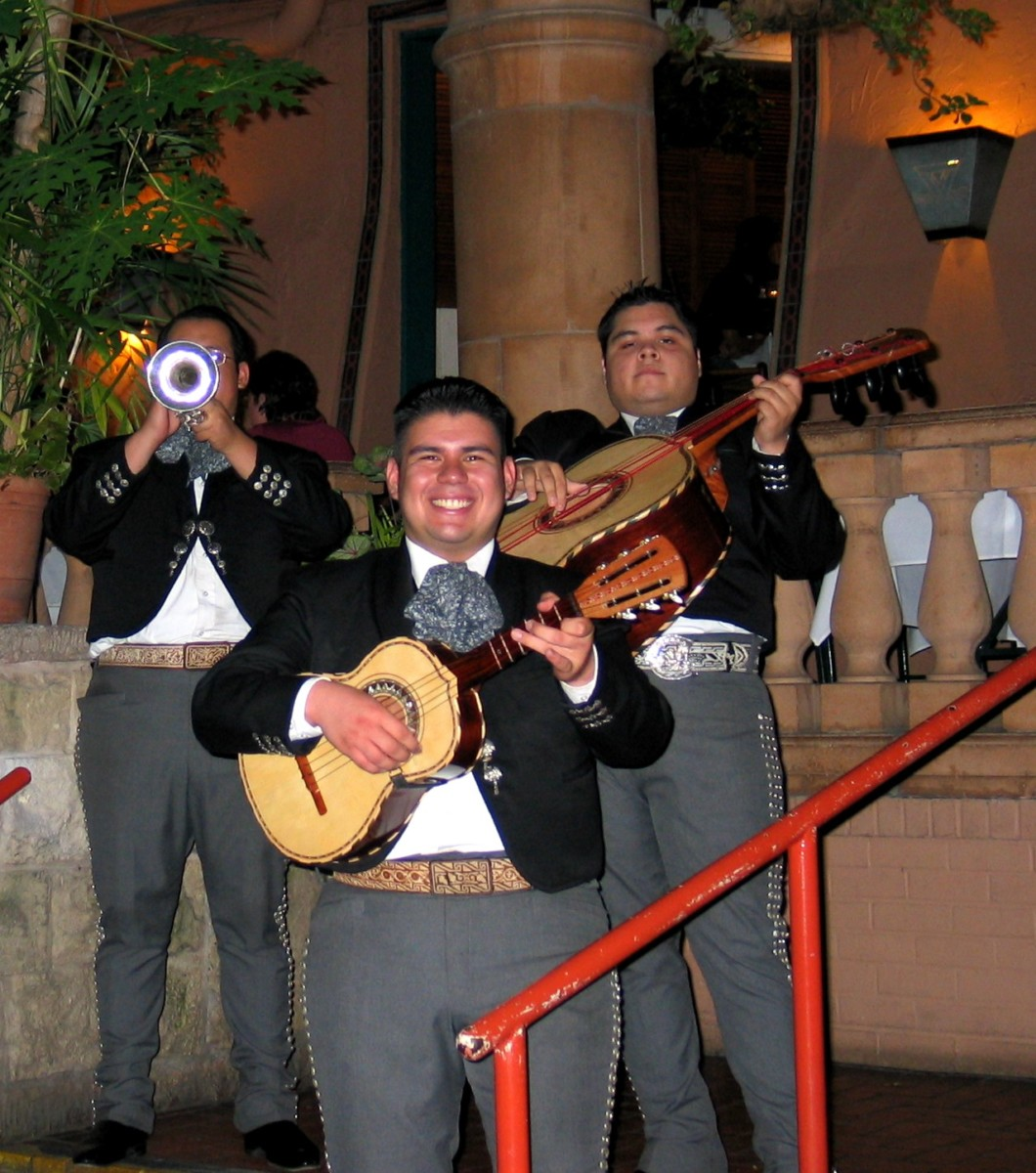 River Walk Mariachis - Romantic Places in the Southwest
