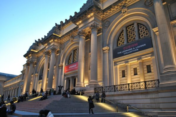 Virtual tour of the Metropolitan Museum of Art in NYC