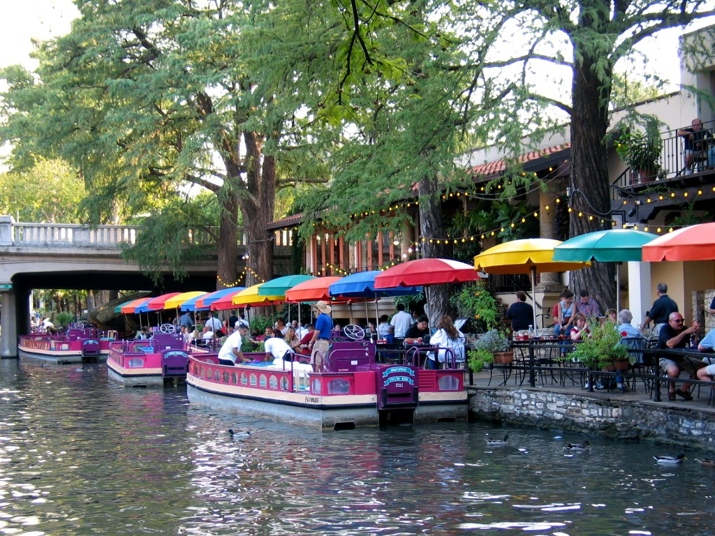 Romantic San Antonio - Romantic Places in the Southwest