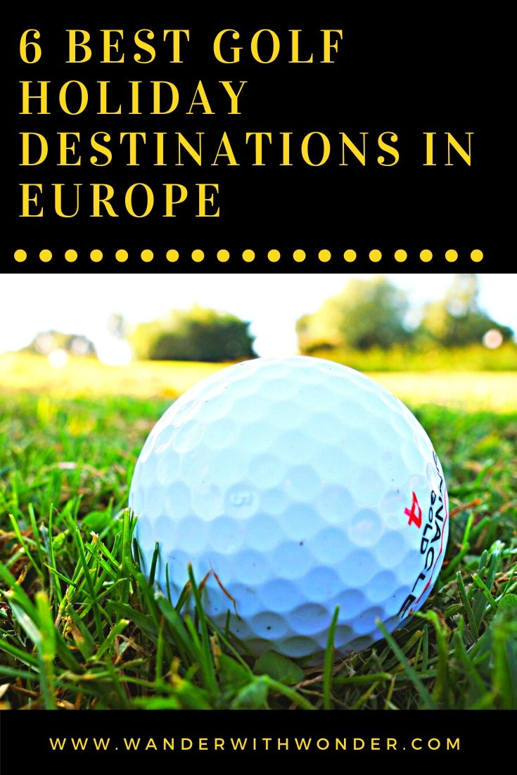 Are you looking for a fun way to spend your summer vacation? Are you a passionate golfer in love with this game? Then visiting some of the best courses in Europe might be a great option! Not only will you get to see gorgeous cities along the way, enjoy spectacular landscapes and try out the local cuisine, but you will also test your skills on different terrains. If this sounds like a dream come true, here are several countries you should visit on your golf vacation.