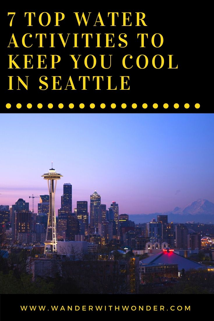 Seattle is filled with spectacular sites to sail, swim, and surf during the summer. Aside from large bodies of water, fountains and pools also exist throughout the city to keep you cool anytime. Here are some fun water activities to do in Seattle, whether you are a resident of the city or a tourist.