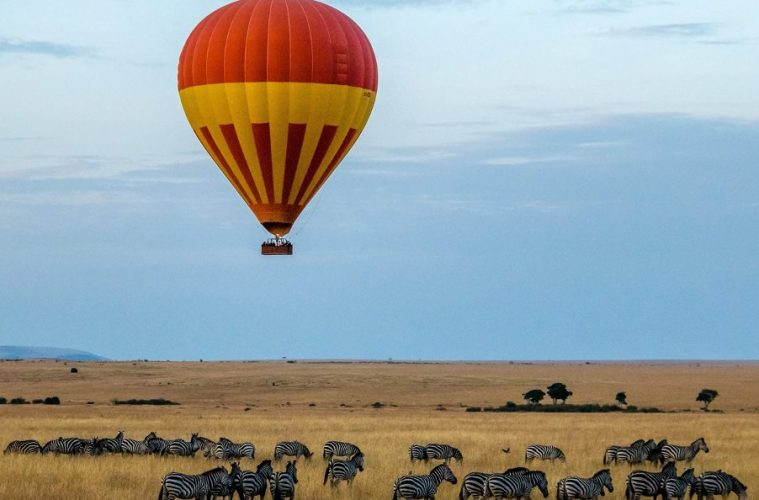 What You Need to Know for Planning a Hot Air Balloon Safari in Kenya