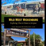 Have you been sticking close to home? Wondering now about some ideas for a place that might be somewhat isolated from the hustle and bustle of the city and suburbs? When you want to explore close to home in Arizona, consider heading a couple of hours north of Phoenix along Highway 60 toward the wild west charm in Wickenburg.