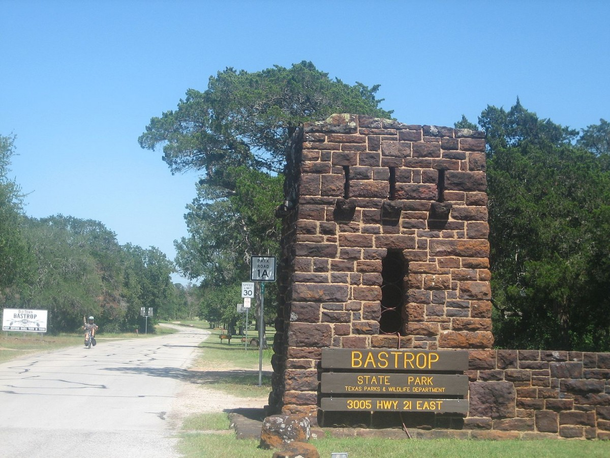 48 hours in Bastrop