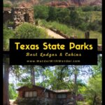 For the history buff, staying in a historic lodge or cabin offers a bucket list experience. You can get outdoors and enjoy the varied climate across the state and enjoy a bit of history in one of the lodges or cabins. These are our recommendations for the best Texas State Park lodges and cabins across the state.