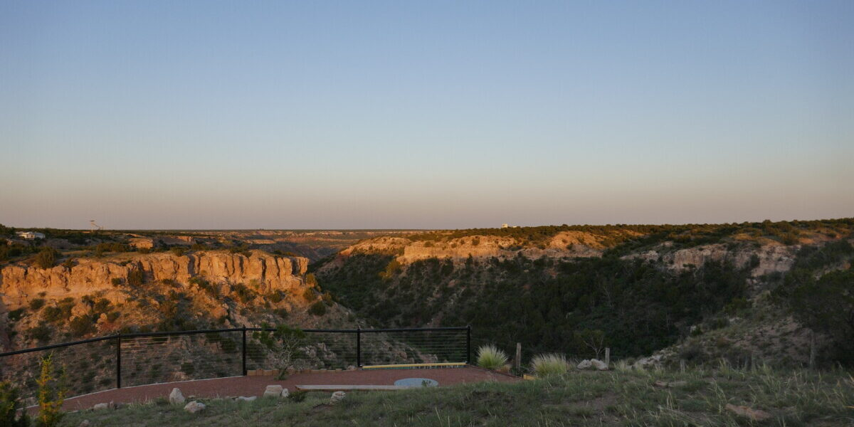 Doves Rest Cabins at Palo Duro Canyon