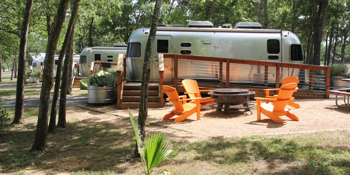 Ultimate Guide to 48 Hours in Bastrop Airstream