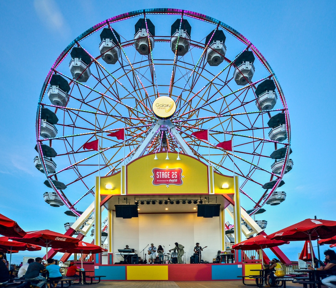 Pleasure Pier Ultimate Guide to 48 Hours in Galveston