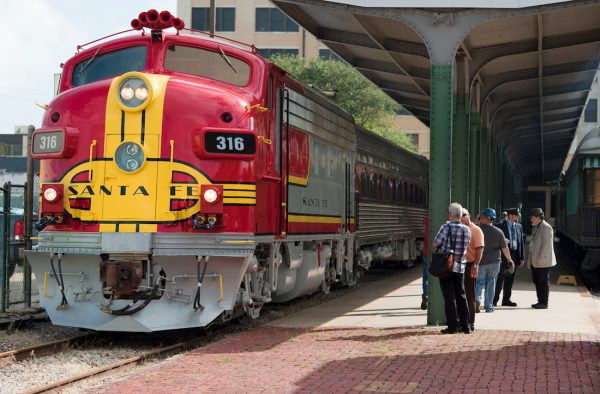 train Ultimate Guide to 48 Hours in Galveston