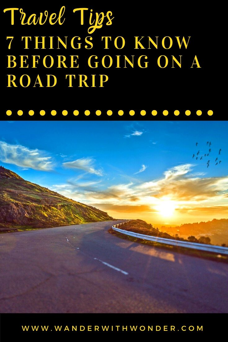 Many people have a schedule they need to keep up with, and the normal hustle and bustle leaves them exhausted at the end of the day. That is why they look forward to some type of vacation, whether it's for a couple of days or weeks. No matter why you've chosen to take a road trip, it's important that you are prepared. Here are tips for your upcoming journey.
