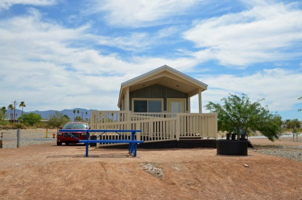 cabin on Lake Havasu