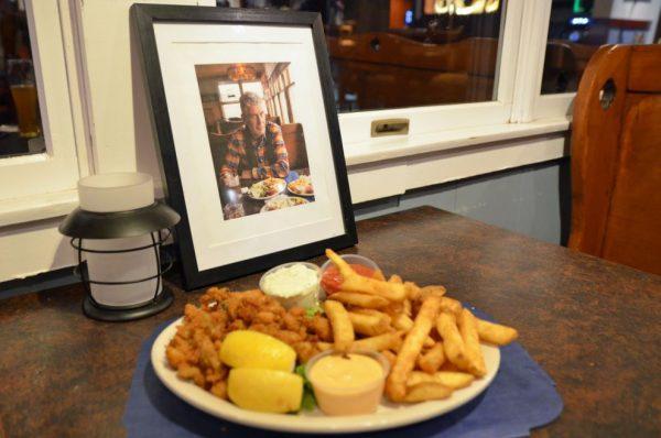 Anthony Bourdain Food Trail
