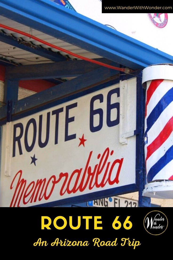 Route 66 is the quintessential American road trip. Learn how to navigate it, what to see, and where to stop for a bite to eat along the way as you take a Route 66 road trip in Arizona.