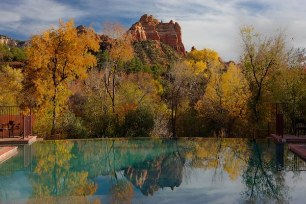 Amara Pool - Fall Colors in the Southwest