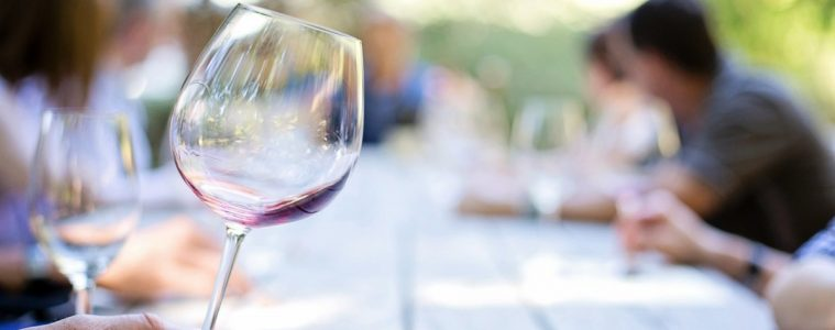 wine tasting wine glass