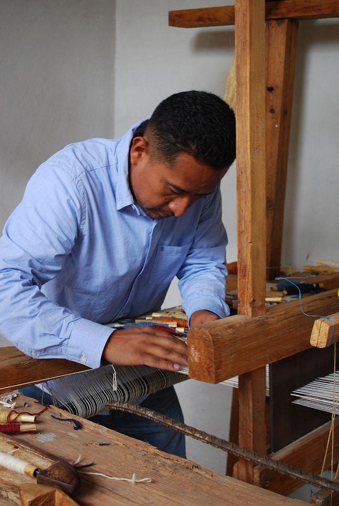 Gutierrez Weaving - Zapotec weavings