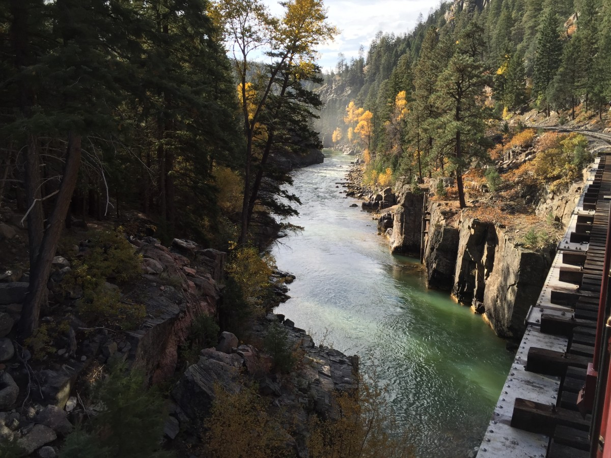 Durango & Silverton - Fall Colors in the Southwest
