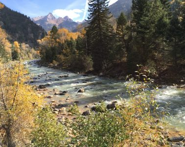 Durango & Silverton RR - Fall Colors in the Southwest_