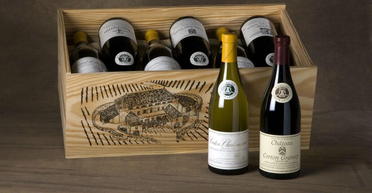 My Favorite Pinot Noir Wines of Maison Louis Latour