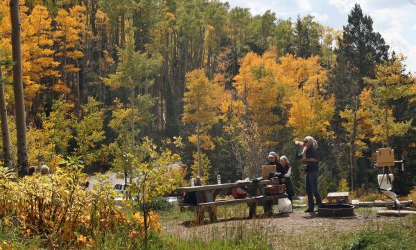 Fall Picnic - Fall Colors in the Southwest
