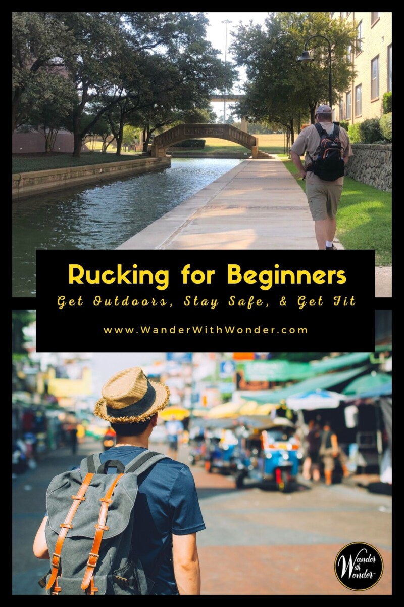 I started out walking around my neighborhood with a book bag I happened to have and gradually added weight to it. Soon after I started, I had questions. What is the best way to distribute the weight in my pack? How should I adjust the straps on my pack for the most comfort? I started searching for answers and discovered there was a name for what I was doing—rucking. Hopefully, this guide to rucking for beginners can help you find a new way to get out and experience the outdoors.
