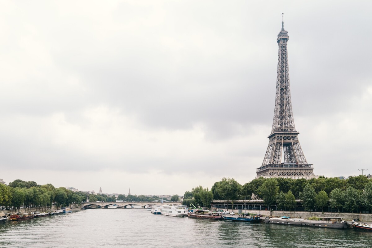 Bring travel home - Paris