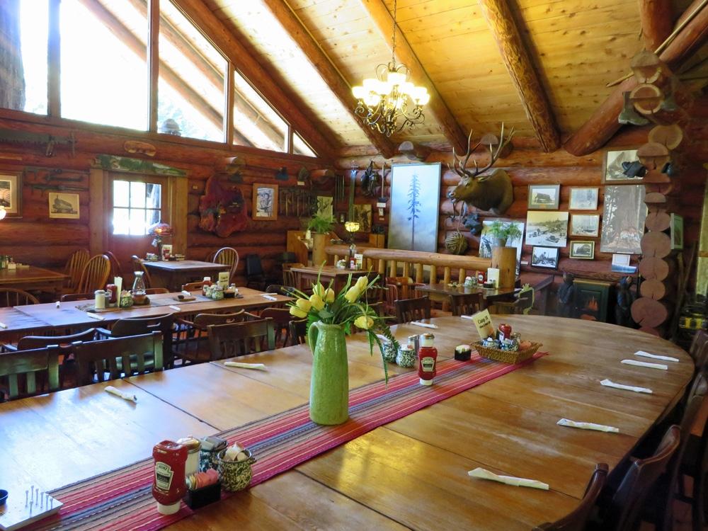 Camp 18 Dining Room