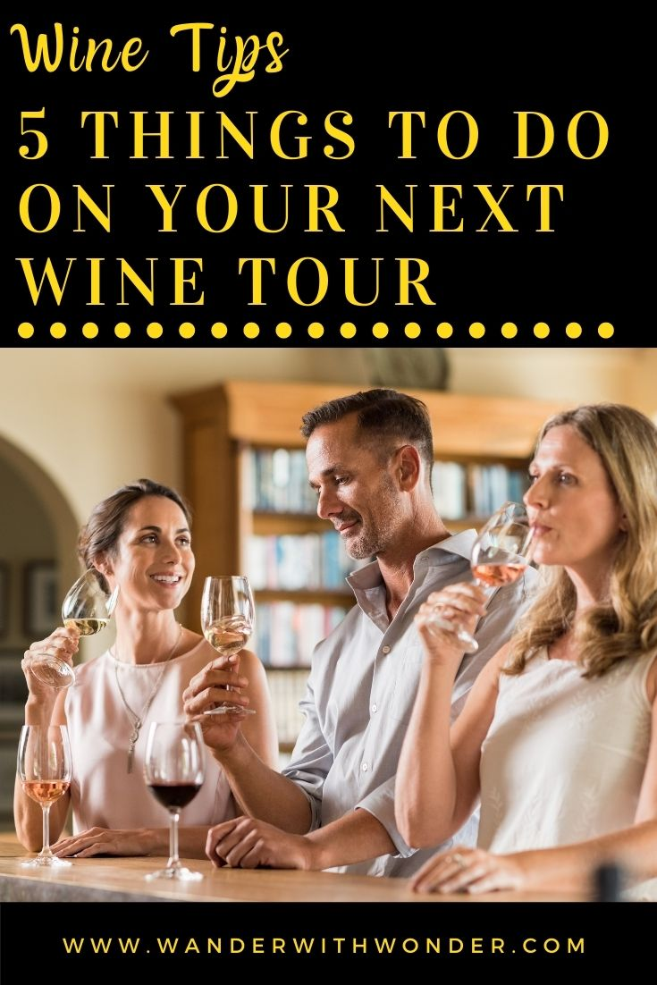 A tour through the picturesque wineries, regardless of which ones you choose, should be at the top of your bucket list. There are literally thousands of vineyards and wineries around the world to choose from and the experiences are unforgettable (unless you don't spit, in that case, some parts might end up being completely forgotten…). Here are 5 things you absolutely have to do on your next wine tour.