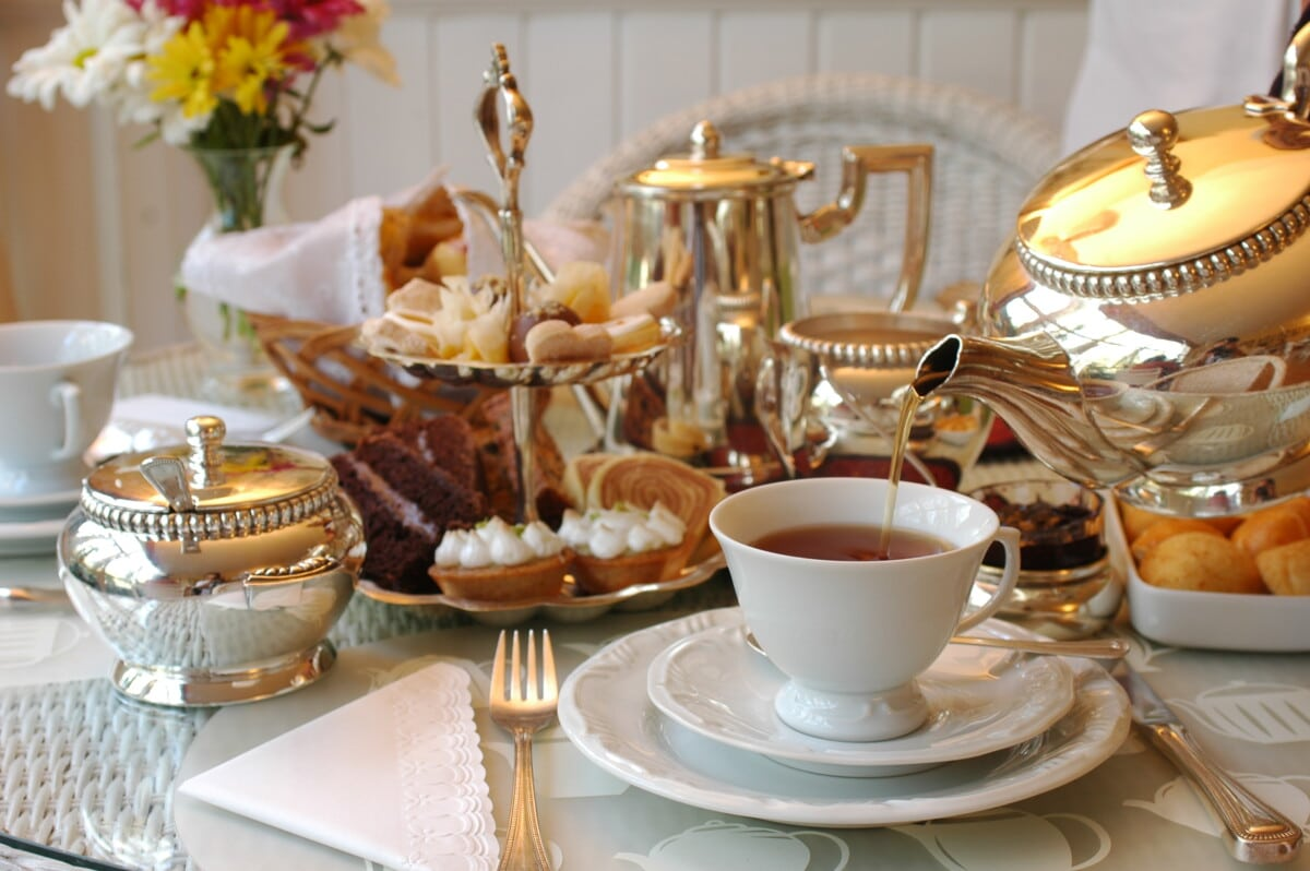 Typical English Afternoon Tea. Photo by iStock from Getty Images