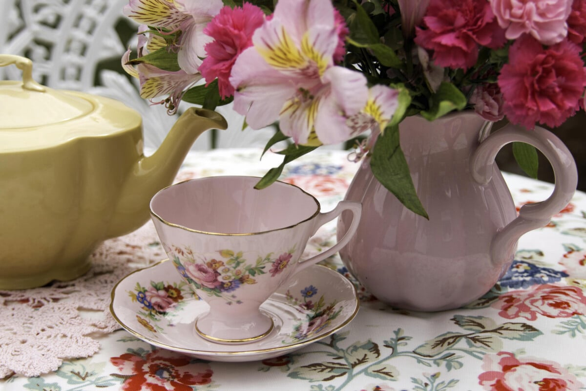 Creating an English Afternoon Tea to Bring Travel Home