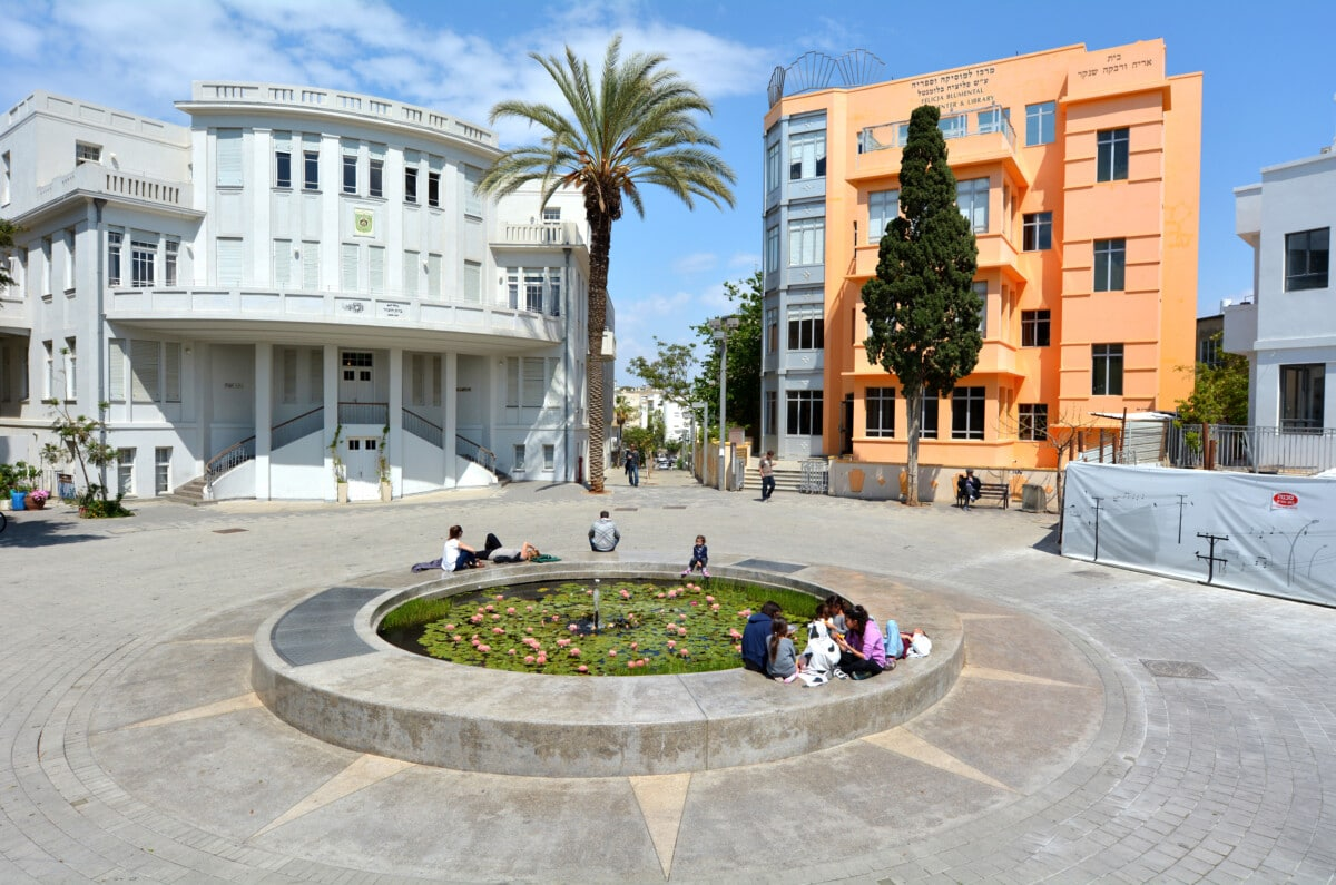 Places to Visit in Tel Aviv