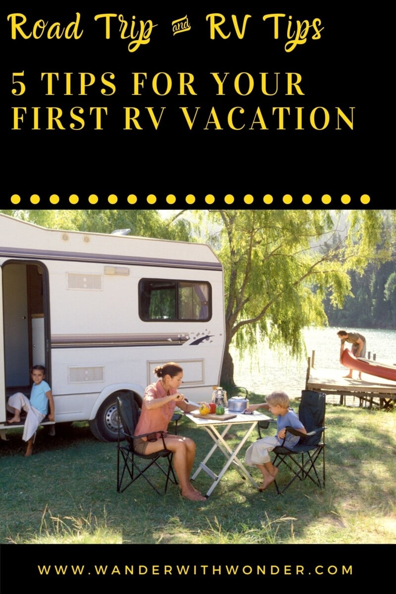 Plan now to enjoy great weather by climbing into your RV and hitting the open road. A recreational vehicle, often shortened to RV, is a vehicle that includes living quarters that are specifically designed for sleeping. At a time that we are looking for safe ways to get out and explore, a road trip in an RV might be just the ticket! An RV vacation is great for your mind, body, and soul, but there are a few things you need to know before heading out.
