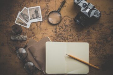 How to become a travel writer. Image by Dariusz Sankowski from Pixabay